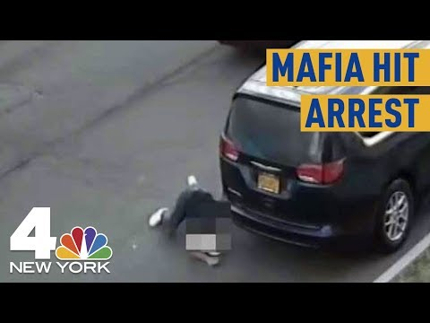 NYC Mob Hit Arrest: Son Of Murdered Mobster Charged In Hitman Plot | NBC New York