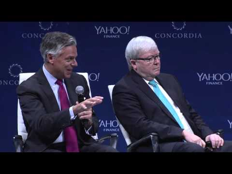 Two Nations, One Fortune: China & the U.S. at a Crossroads
