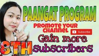 8th PAANGAT PROGRAM