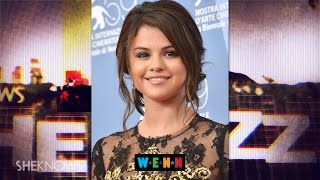 """Selena gomez blasts instagram follower for """"absurd"""" cancer comment - the buzz"""