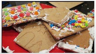 Gingerbread House Fail!!