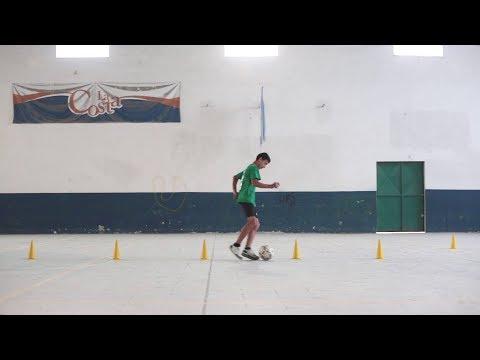 ENTRENADOS CAPÍTULO Nº 13: Fútbol