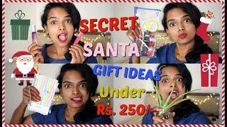 Secret Santa Gift Ideas Under Rs 250