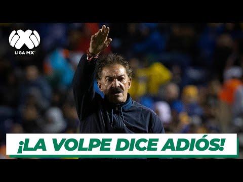 ¡El fin de una era! I Ricardo La Volpe anuncia su retiro como director técnico I TUDN