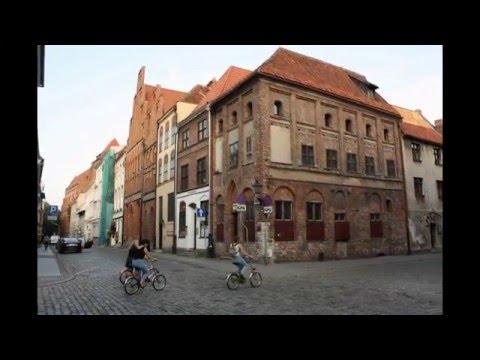 Torun - Poland. HD Travel.