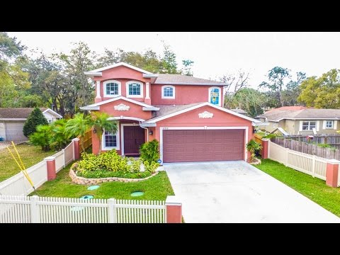 12912 Forest Hills Dr, Tampa Forest Hills Best Listing Agent Duncan Duo RE/MAX Home Video