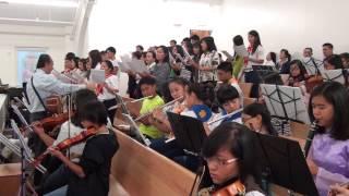 Tuổi Thơ Dâng Chúa - Ca Đoàn Thánh Tâm 20130928