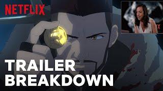 The Witcher: Nightmare of the Wolf | Lauren Schmidt Hissrich Breaks Down the Teaser | Netflix