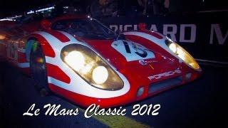 Porsche 917 in LeMans