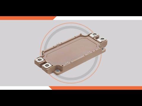 Fuji Electric X Series Dual XT IGBT Modules | Digital Datasheet