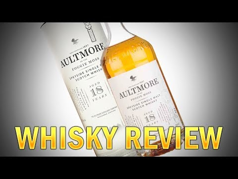 Aultmore 18 Year Old Review #109