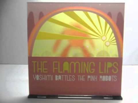 Flaming Lips - Yoshimi Diorama One More Robot