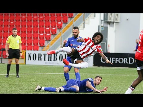 Derry City Waterford Goals And Highlights