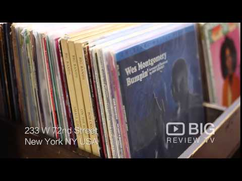 Westsider Records a Record Store in New York selling Dvd, Book and Cd