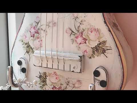 Shabby Chic Ideas - Guitar / Violão