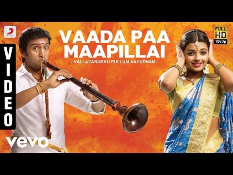 Vallavanukku Pullum Aayudham - Vaada Paa Maapillai Video | Santhanam Mp3