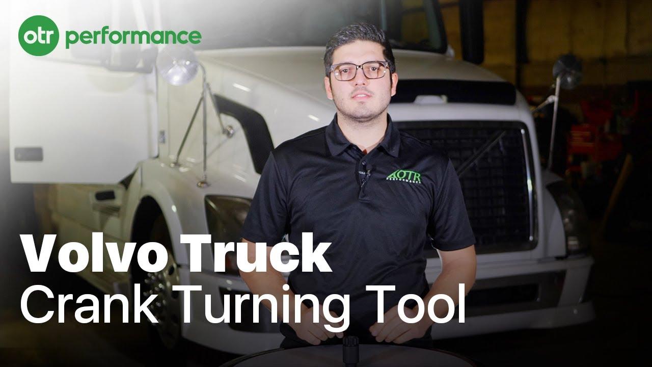 Crank Turning Tool D13 MP8 MP10 | Volvo Mack | How To | OTR Performance