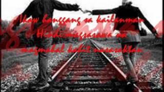 Ikaw with lyrics by Brenan Espartinez