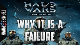 Why Halo Wars: Definitive Edition is a Failure