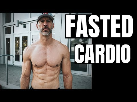 Fasted Cardio For Fat Loss