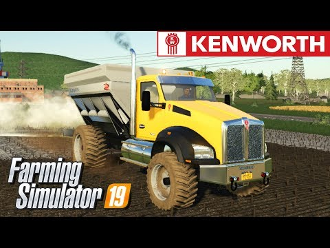 Farming Simulator 19 Mods First Big Bale transport For FS 19