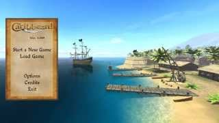 "Caribbean! Main menu theme ""Drunken Sailor"" w/English and Russian Lyrics"