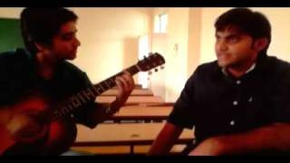 SAIYAAN ON GUITAR KAILASH KHER