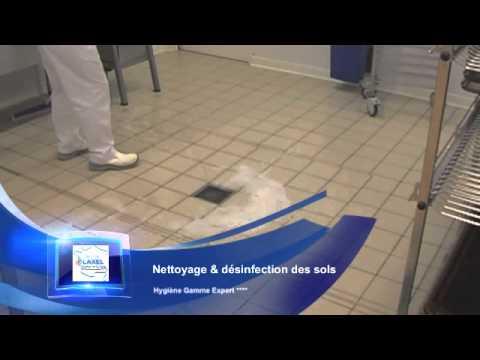 Nettoyage d sinfection des sols deterquat poste de desinfection youtube - Centrale de nettoyage cuisine ...