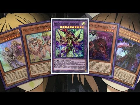 My Dream Mirror Yugioh Deck Profile for Post Chaos Impact