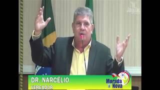 Dr Narcelio Pronunciamento 11 10 17