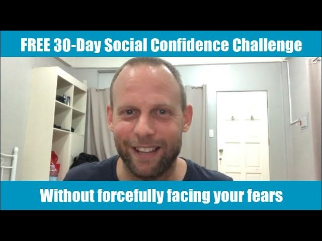Want To Reduce Social Anxiety From The Comfort Of Your Own Home, For FREE?