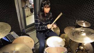 王詩安 Diana Wang - HOME - drum cover