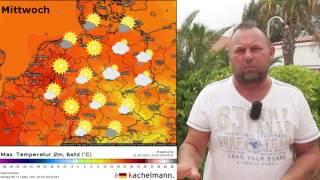 Deutschland-wetter vom 19.- 23. september 2016 - es wird freundlich