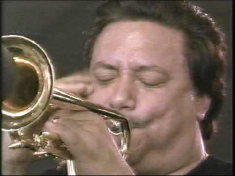 Arturo Sandoval Night in Tunisia & Tunisia Blues Jacksonville Jazz XII 1992