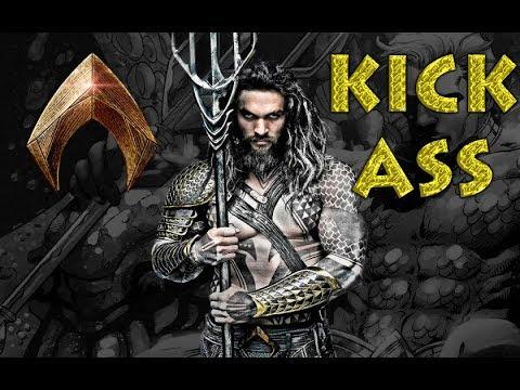 Download Aquaman Tribute || Kick Ass [HD]