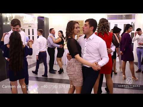 Carmen de la Salciua - Regina noptii / Cand intru in discoteca colaj manele LIVE Cover