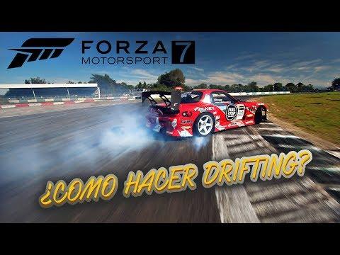 COMO HACER DRIFT EN FORZA MOTORSPORT 7
