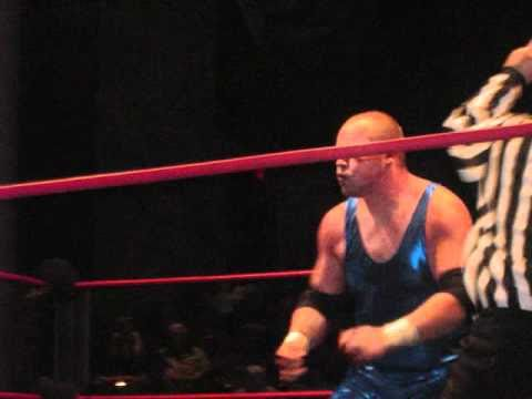 Legend City Wrestling (LCW) Live in Clarenville, NL [Photos] 9/17/10
