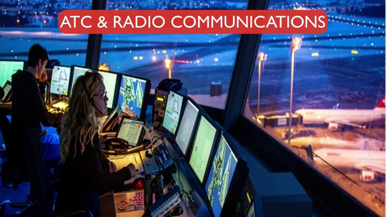 ATC and Radio Communication v2