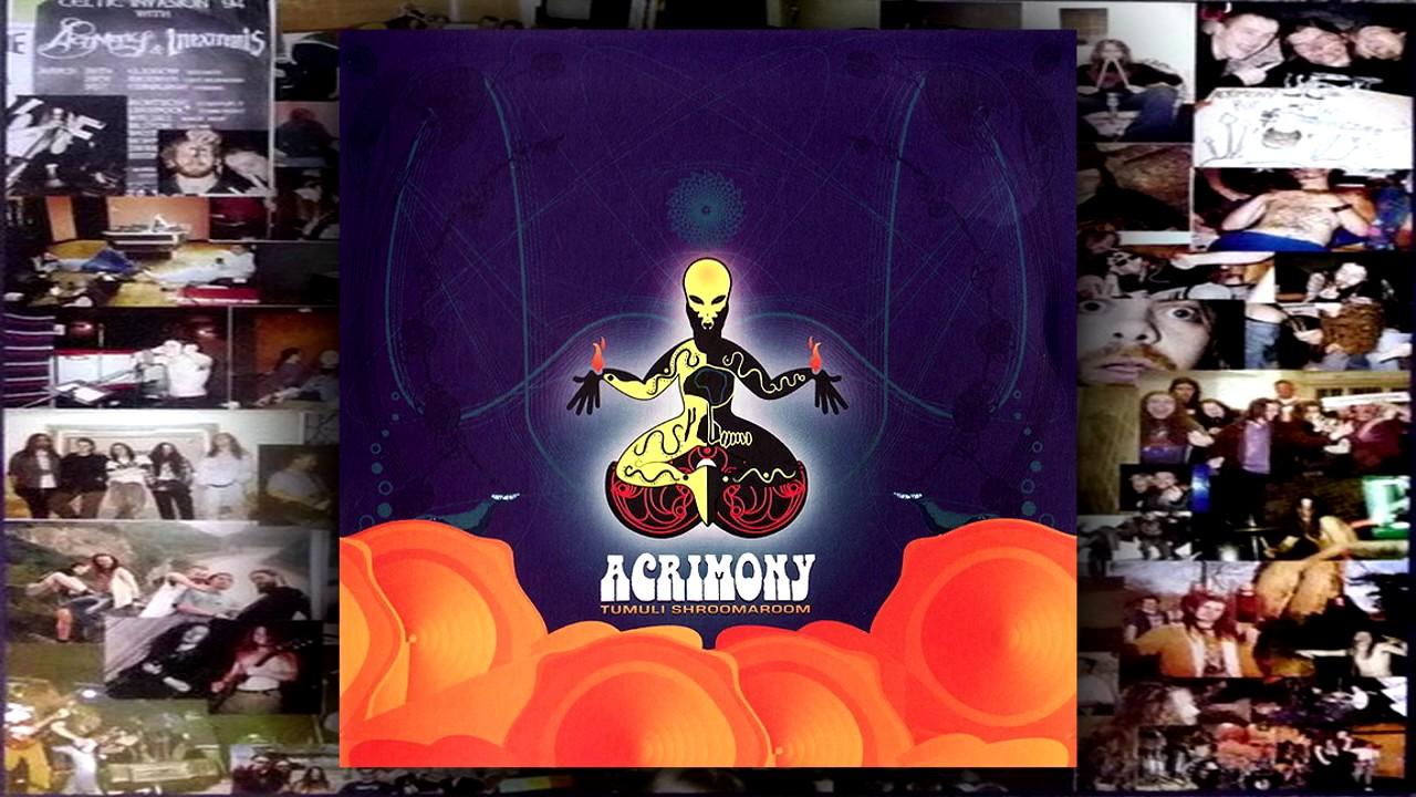 Download Acrimony  - Tumuli Shroomaroom [ 1997 - Full Album ]