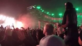 Major Lazer - Live @ AIR + STYLE Los Angeles 2017