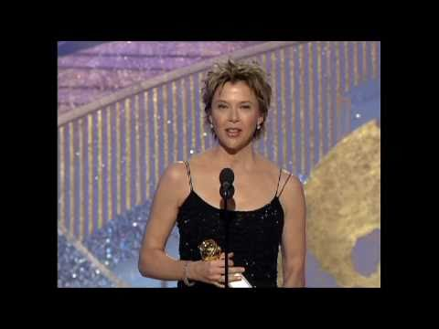 Annette Bening Wins Best Actress Motion Picture Musical or Comedy - Golden Globes 2005