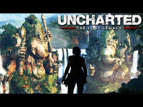 ГЛУПЫЕ ЗЛОДЕИ ► Uncharted: The Lost Legacy #3