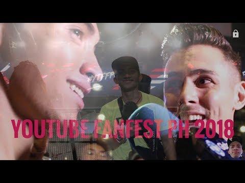 YouTube FanFestPH 2018 | NAKIPAG BADINGAN KAY DANIEL MARSH + INSTANT VIP PASS