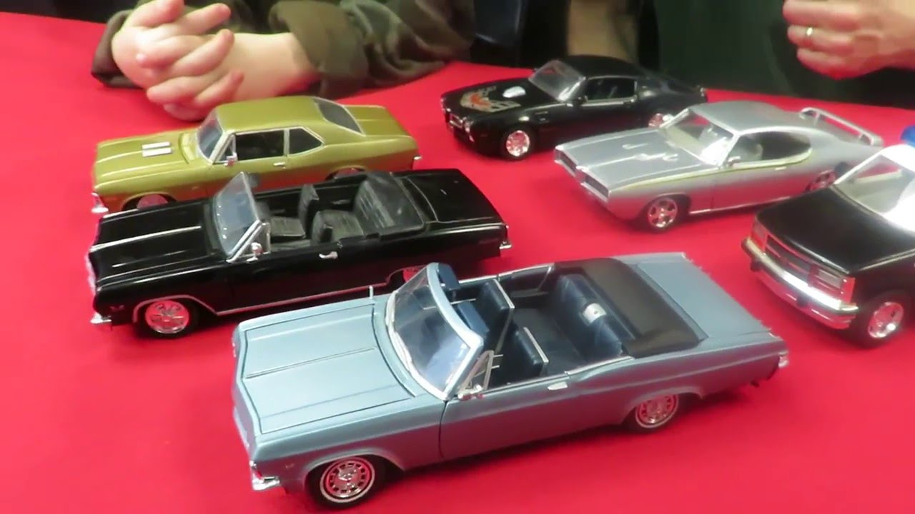 gm scale 1 24 diecast cars demo lot of 6 classic muscle cars 60s 70s youtube. Black Bedroom Furniture Sets. Home Design Ideas