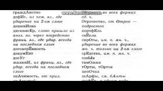 4 задание ЕГЭ 2015 русский язык Часть 1