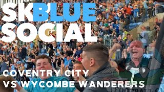 Coventry City vs Wycombe Wanderers | Matchday Video - October 2018