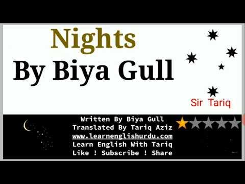 Darkest Nights By Biya Gull