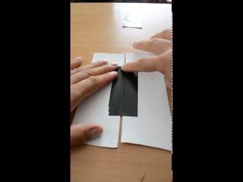 Как использовать скотч для ремонта тентов и прорезиненных тканей FiX 605