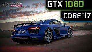 Forza Horizon 3 | i7 4790K@4.8 | GTX 1080 FTW2 OC | 4K ULTRA